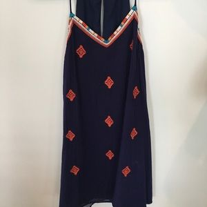 THML Boutique Embroidered Dress